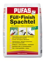 Шпаклeвка заполняющая финишная PUFAS Full+Finish (10 кг)
