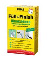 Шпаклeвка заполняющая финишная PUFAS Full+Finish (500 г)